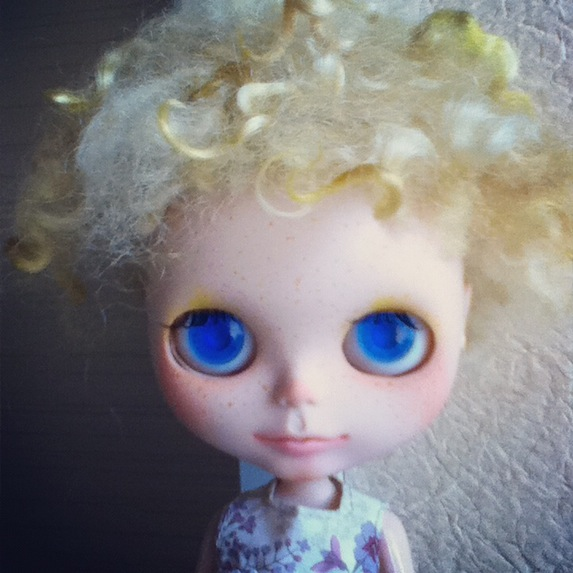 "New One Customized ""OOAK""Blythe Doll on Etsy shop"