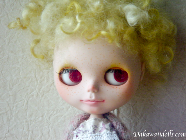 "OOAK Custom Doll ""Marsh"" on Yahoo Japan"