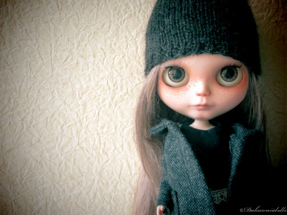 """Lucia"" One Customized OOAK Blythe Doll on Etsy"