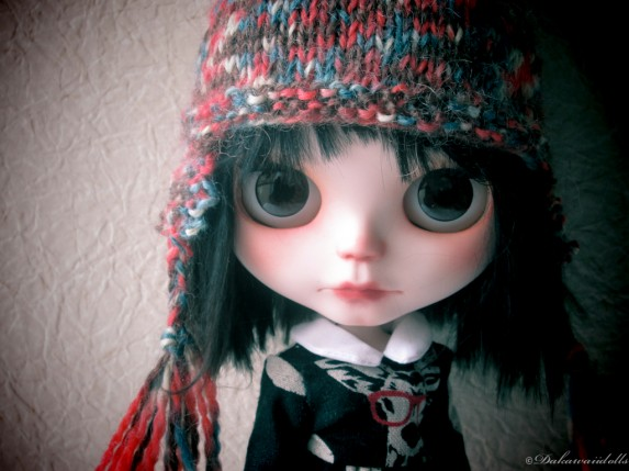 "One Customized OOAK Blythe Doll ""Mei"""