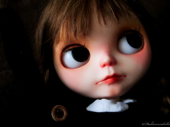 "One Customized OOAK Blythe Doll ""Sachi"" Picture"